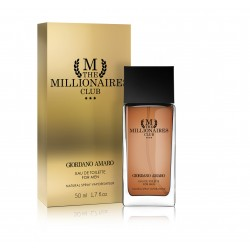 064 M The Millionaires Club 50ml
