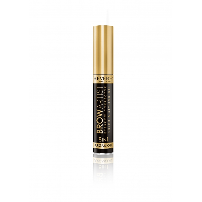 Korektor do brwi BROW ARTIST 8w1 argan oil - Black