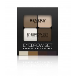 Cienie do brwi EYE BROW SET PROFESSIONAL STYLIST