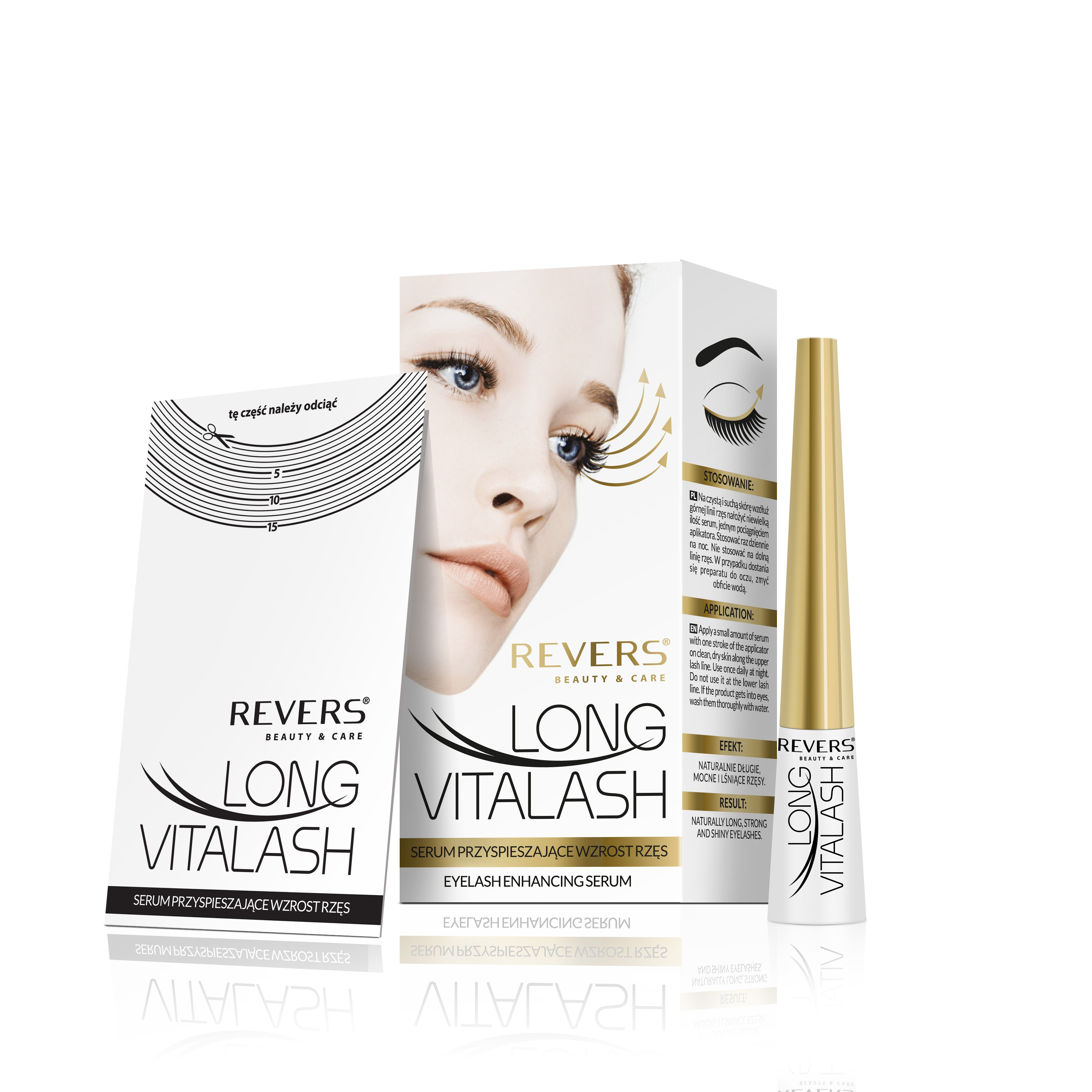 Serum for the growth of eyelashes: brand, composition, use, reviews 62