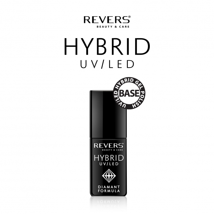 BASE HYBRID baza pod lakier hybrydowy UV/LED