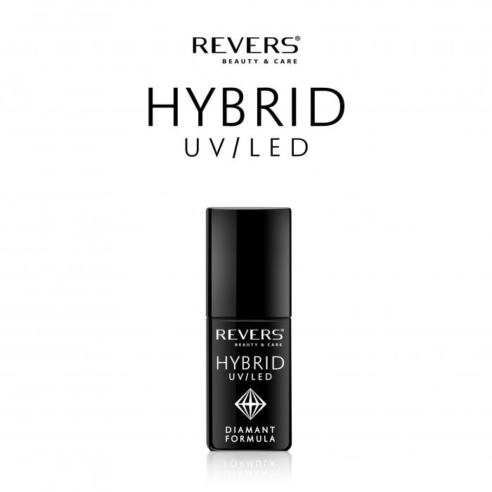 HYBRID, Lakier hybrydowy UV/LED