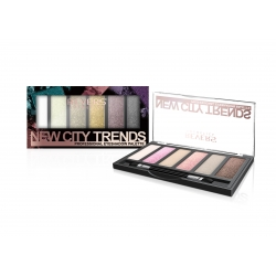 NEW CITY TRENDS PROFESSIONAL EYESHADOW PALETTE