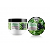 Regenerative and protective body balm with organic acai fruit extract and bamboo extract.