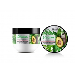 Nawilżająco - łagodzący  balsam do ciała z naturalnym olejem z awokado i żelem Aloe Vera.
